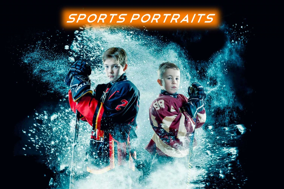 Miramichi youth hockey players