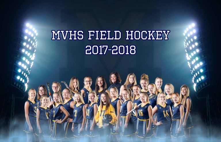 Miramichi field hockey team photo